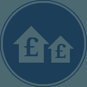 financial logo hover